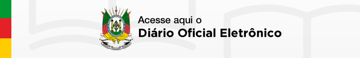 Banner do Diário Oficial do Estado